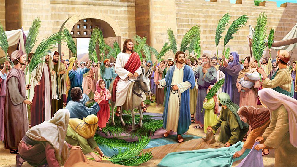CHƯƠNG TRÌNH THỜ PHƯỢNG DÀNH CHO BAN THANH NIÊN. 28.03.2021